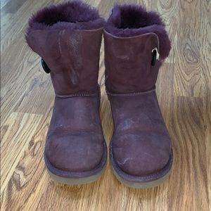 Authentic UGG Bailey Button Boots